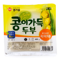 Korean Tofu For Fry & Soup 300g