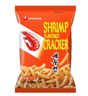 Shrimp Flavored Cracker 75g