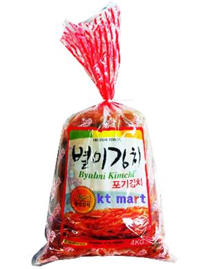 Byulmi Korean Kim-Chi 4kg