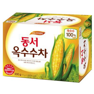 Corn Tea Bag Large