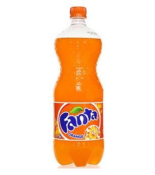 Fanta Orange Flavor