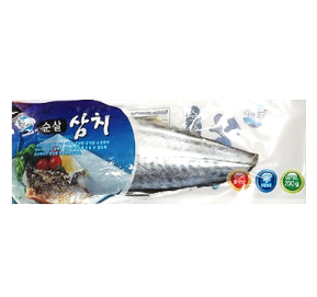 Frozen Spanish Mackerel 200g