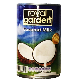RG COCONUT MILK 400ML