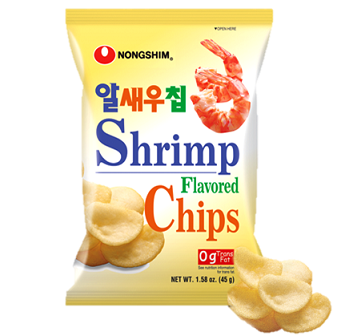Shrimp Flavored Chips 75g